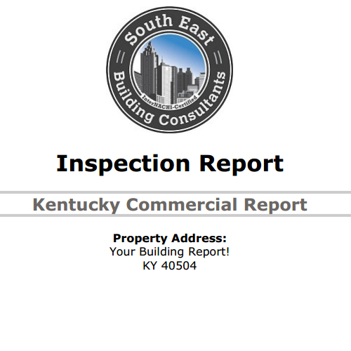 Kentucky Commercial Inspection