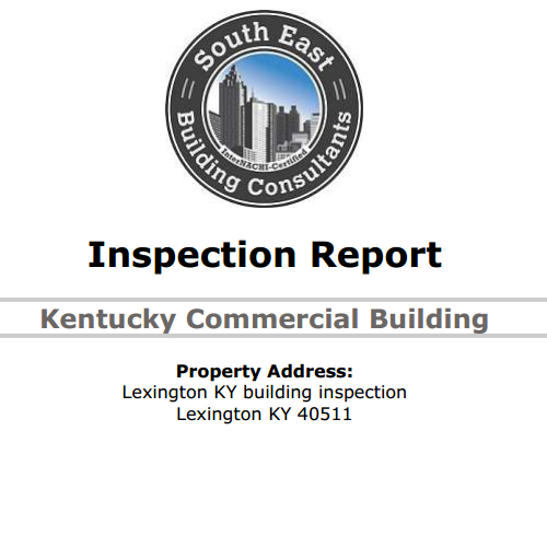 Lexington KY Building Inspections